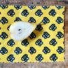 L'emballage écologique réutilisable le miel de ma ruche